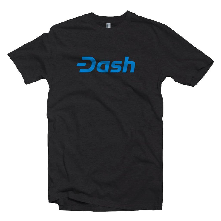Dash Cryptocurrency Logo T-shirt