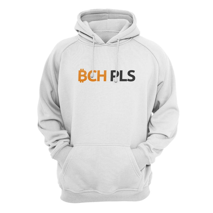 BCH PLS, Bitcoin Cash Cryptocurrency Hoodie