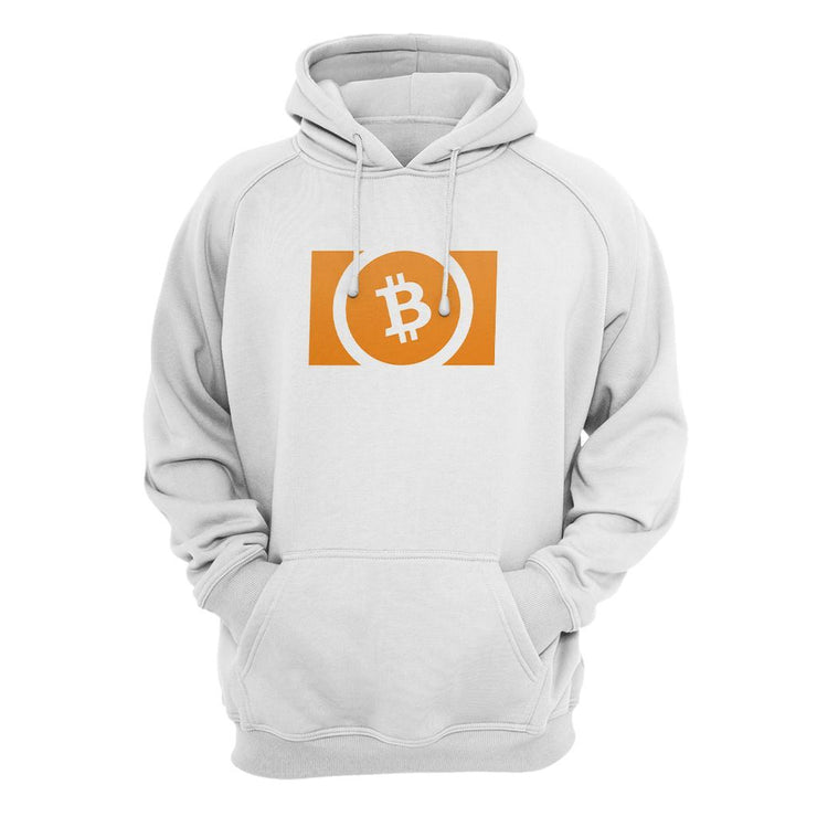 Bitcoin Cash BCH Cryptocurrency Symbol Hoodie