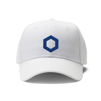 Chainlink LINK Cryptocurrency Symbol Hat
