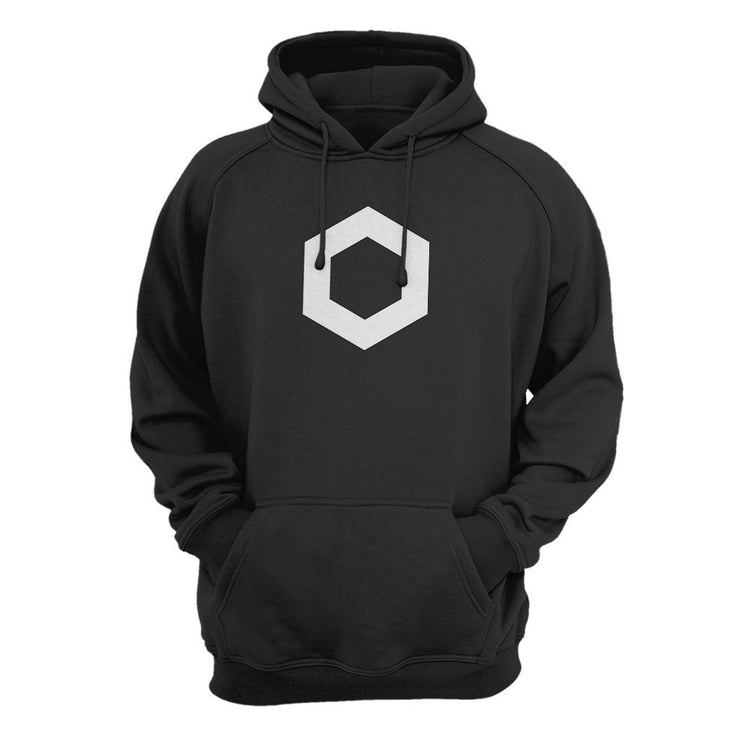 Chainlink LINK Cryptocurrency Symbol Hoodie