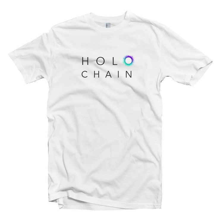 Holochain HOT Cryptocurrency Logo T-shirt