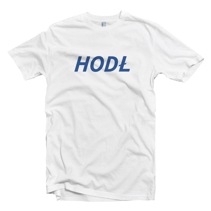 Hodl Litecoin LTC Cryptocurrency T-shirt