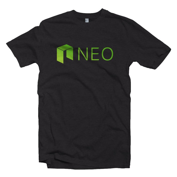Neo Cryptocurrency Logo T-shirt