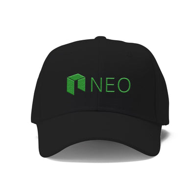 Neo Cryptocurrency Logo Hat