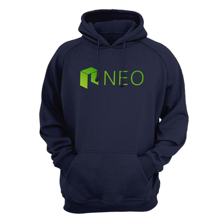 Neo Cryptocurrency Logo Hoodie