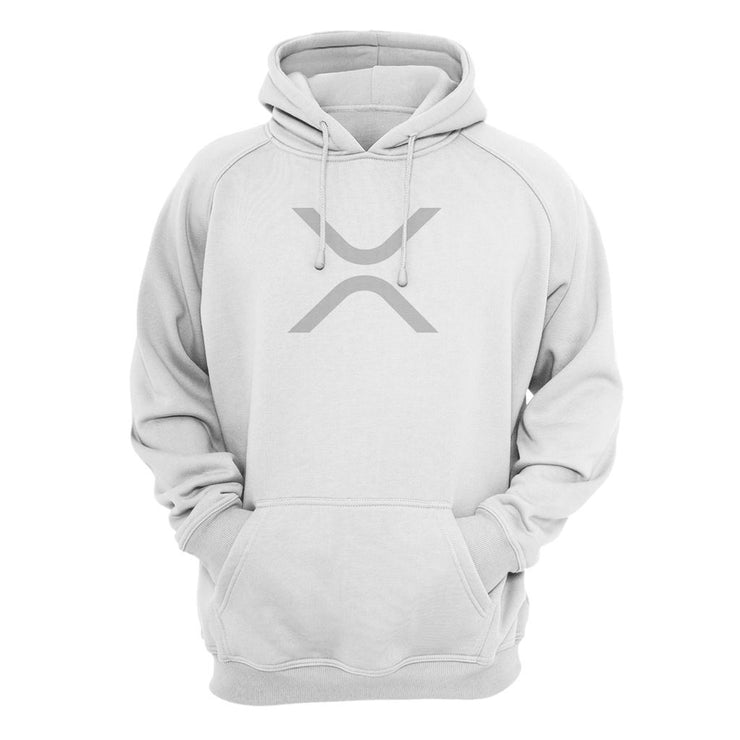 XRP (Ripple) Cryptocurrency Symbol Hoodie
