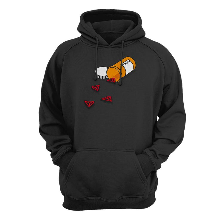 Addicted to Tron TRX Crypto Hoodie