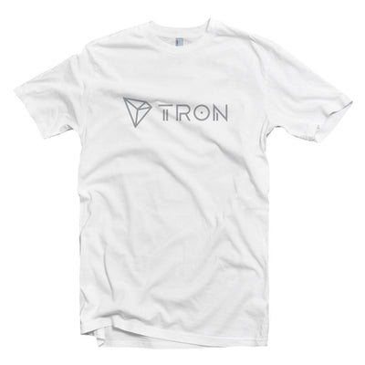 New Tron TRX Crypto Logo T-shirt