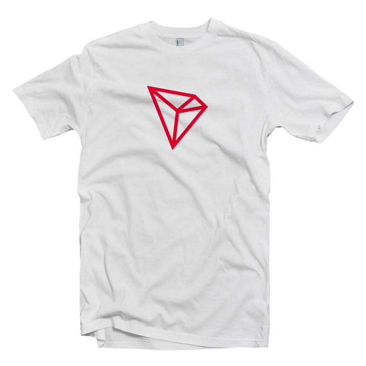 Tron TRX Cryptocurrency Symbol T-shirt
