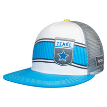 Load image into Gallery viewer, FLAT BILL 5-PANEL TECHNICAL TRUCKER®