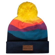 Load image into Gallery viewer, PRINTED BEANIE