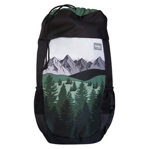 4 PANEL BACKPACK