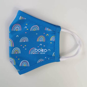 Rainbows - Kids Non-Medical Face Mask