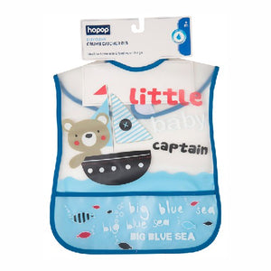 Baby Crumb Catcher Bib Big