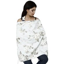 Load image into Gallery viewer, Cotton Multi-Purpose Nursing Cover