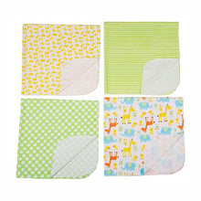 Load image into Gallery viewer, Cotton Flannel Sheets Pack 4