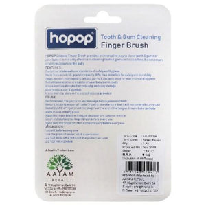 Baby Finger Brush With Case