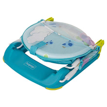 Load image into Gallery viewer, Anti Skid Compact Baby Bather (Blue) - hopopindia