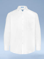 Mens Slim Fit Non Iron 100% Cotton Supima Twill Dress Shirt