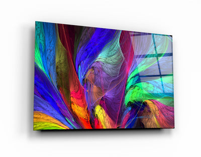 "・""Colorized""・Glass Wall Art ArtDesigna Glass Printing Wall Art"
