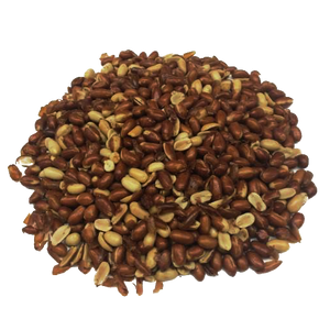 Virginia Red Skin Peanuts (Super Extra Large - Unsalted)