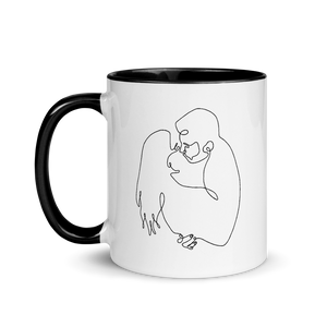 Soulmates - Mug w. Drawing