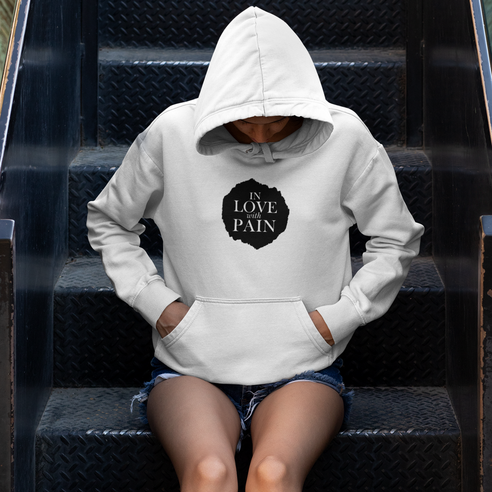 Load image into Gallery viewer, ILWP - White Hoodie