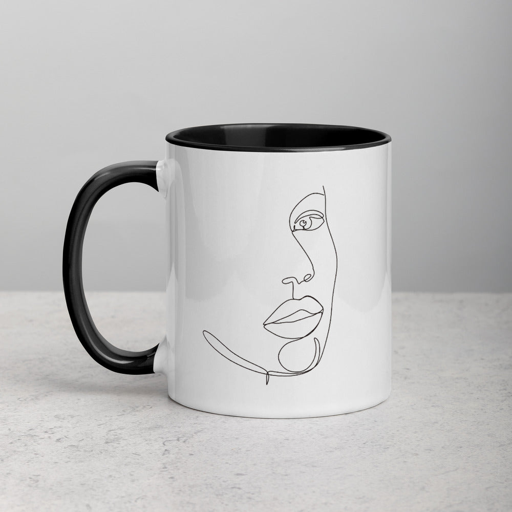 Load image into Gallery viewer, Storm w. Drawing - Mug