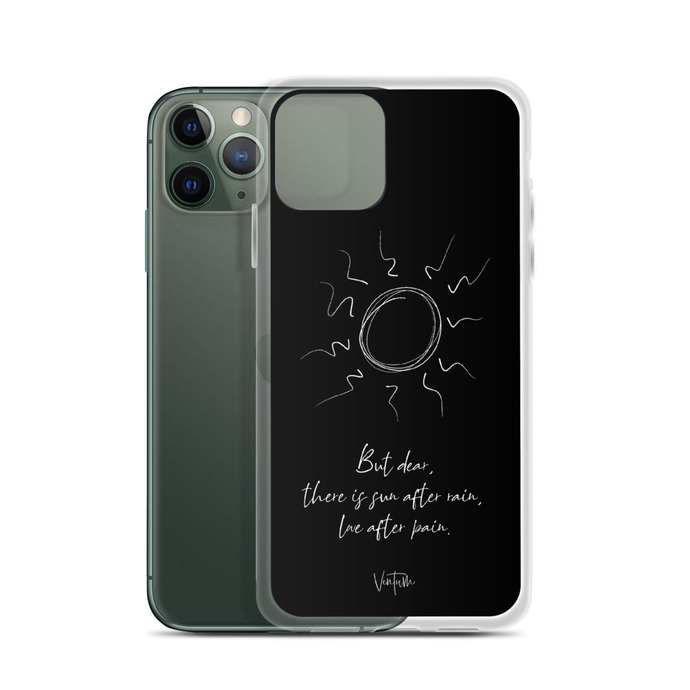 Sun - Black iPhone