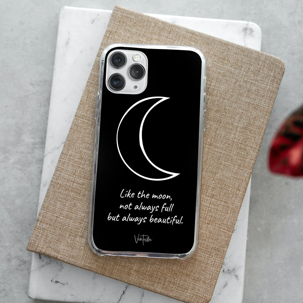 Moon - Black iPhone