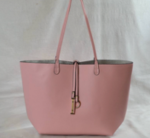 Reversible Light Pink Bag