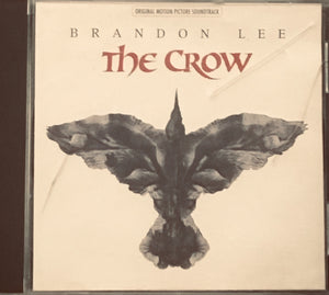 Crow The Crow 🔥Soundtrack CD