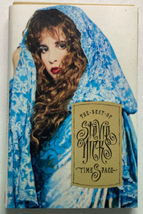 Stevie Nicks - Time Space (The Best Of) Cassette VG