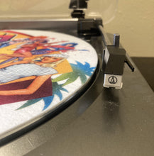 Load image into Gallery viewer, Audio Technica AT LP 60 w/ Jem Slipmat - Used - Works Great! - 3rdfloortapes.com