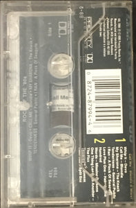 Rock Of The 80s Compilation Cassette VG+