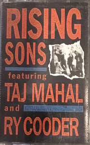 Rising Sons Featuring Taj Mahal And Ry Cooder Cassette