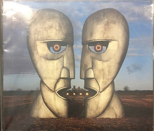 Pink Floyd Division Bell CD Reissue
