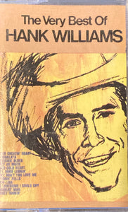Hank Williams - The Very Best Of Cassette