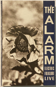 Alarm, The - Electric Folklore Cassette VG