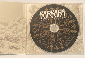 Karkara - Nowhere Land CD Digipack 2020 NEW/Mint/unplayed
