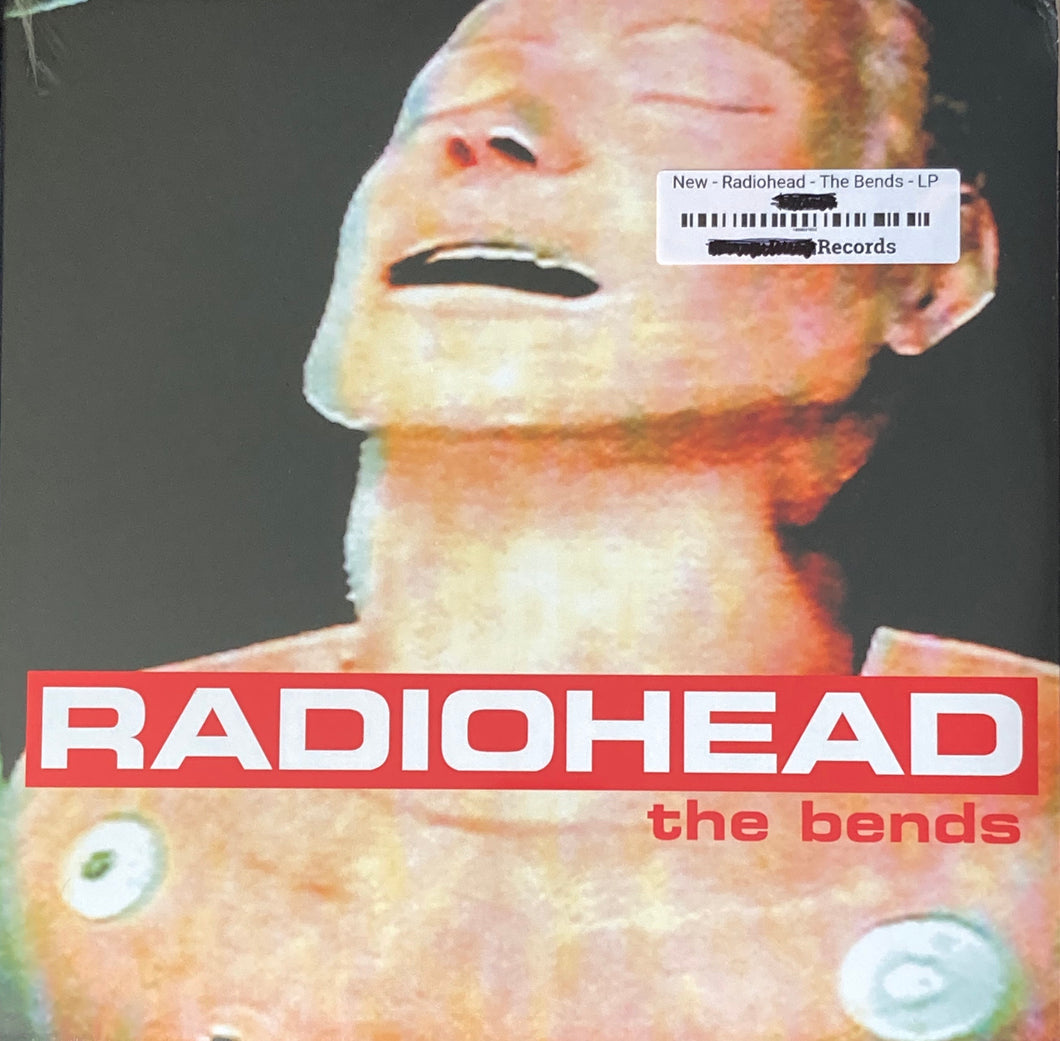 "Radiohead - The Bends 2016 US Reissue Vinyl MINT/sealed(""new"")"