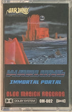 Load image into Gallery viewer, Warlung - Immortal Portal (Olde Magick) Cassette NEW