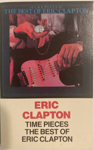 Eric Clapton - Time Pieces The Best Of Cassette VG
