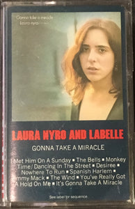 Laura Nyro and Labelle Cassette