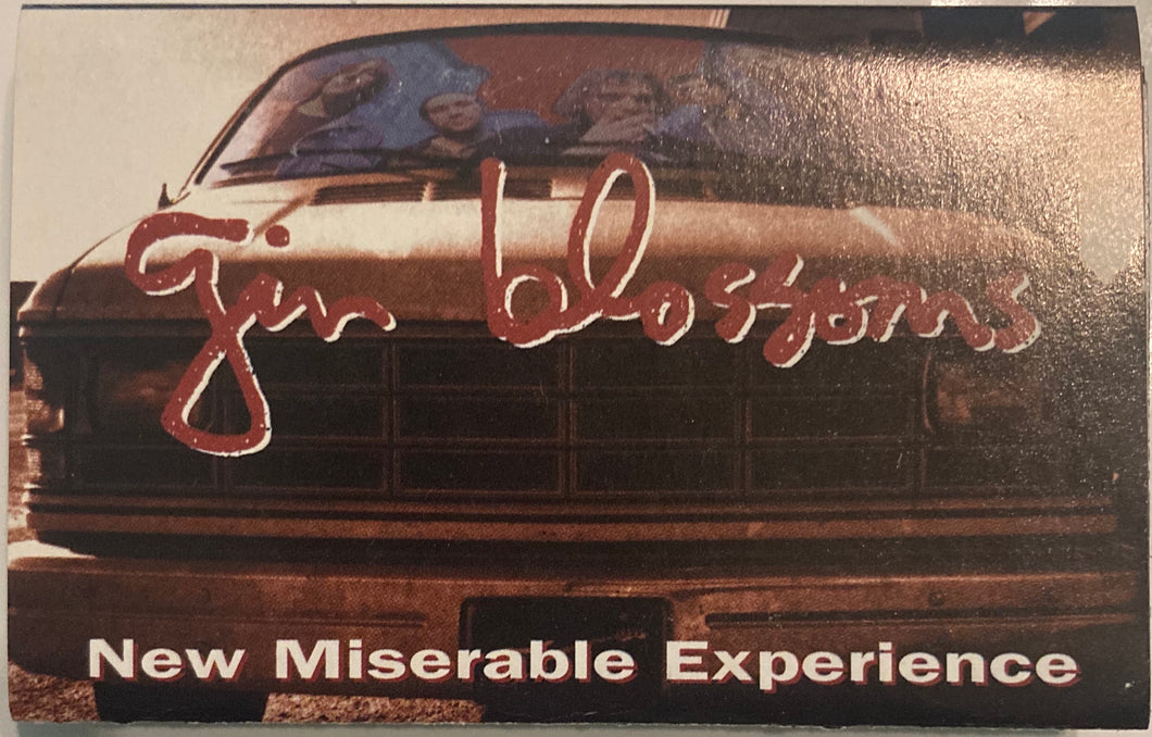 Gin Blossoms - New Miserable Experience Cassette VG