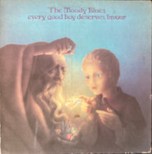 Load image into Gallery viewer, Moody Blues - Every Good Boy Deserves Favour Vinyl VG-