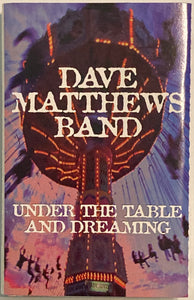 Dave Matthews Band - Under The Table Cassette VG+