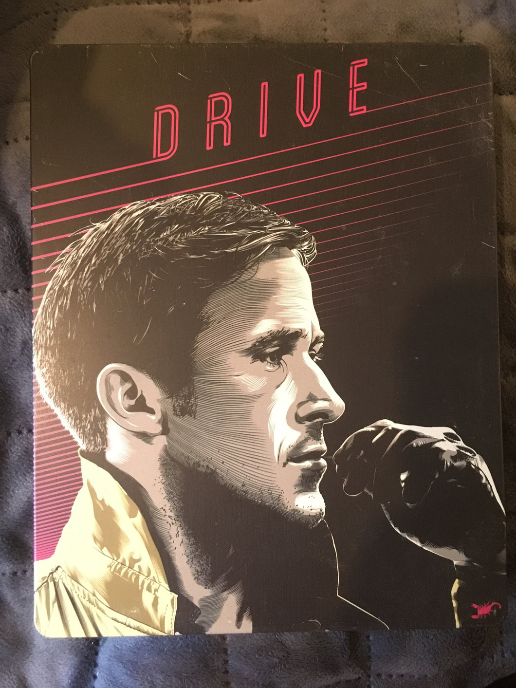Drive BluRay Steelbook RARE G+