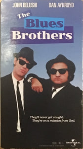 Blues Brothers VHS